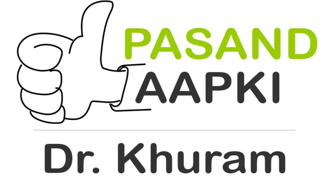 Our Introduction Video Pasand Aapki with Dr Khurram