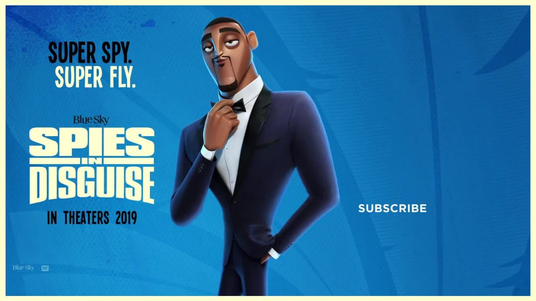 Spies in Disguise - Official Trailer Watch Online HD - Blue Sky Studios