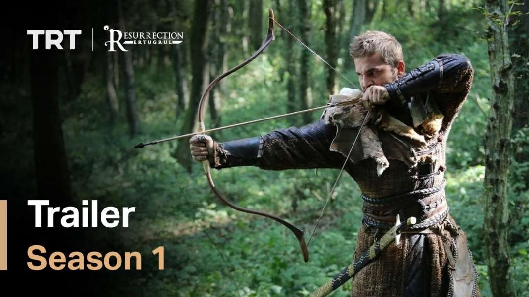 Resurrection Ertugrul Season 1 Trailer (English)