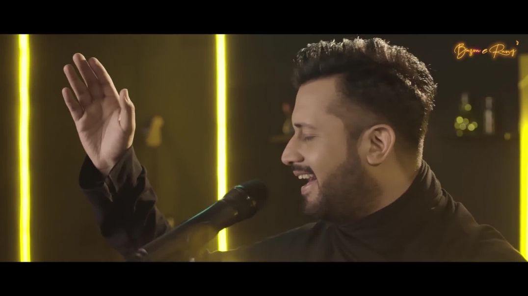 Pardadari - Abida Parveen - Atif Aslam - Official Video - BazmeRang Chapter 1